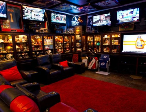 Does a Man Cave Increase Your Home's Value?