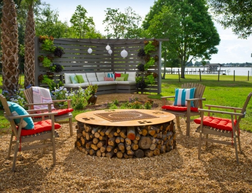 Outdoor Living Spaces are a Must